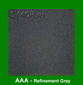 AAA Refinement Gray