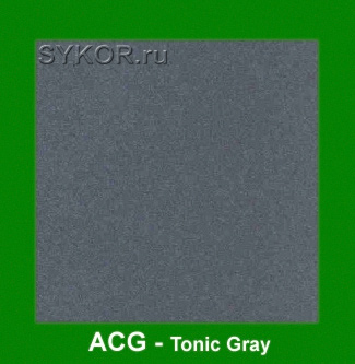 ACG Tonic Gray
