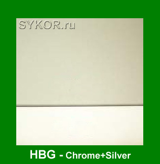 HBG Chrome Silver