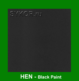 HEN Black Paint