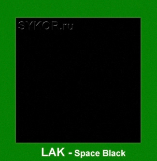 LAK Space Black