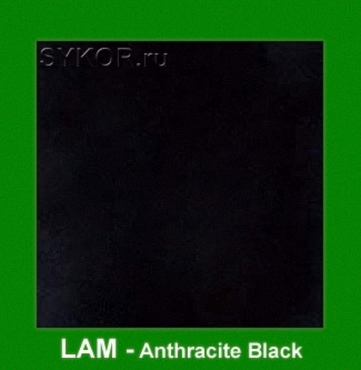 LAM Anthracite Black
