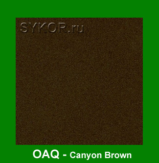 OAQ Canyon Brown